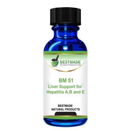 apoyo BestMade de hígado para la hepatitis A B y E (BM51)
