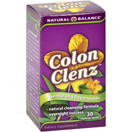 Natural Balance limpieza de colon CT 30 (Pack de 2)