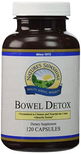 Bowel Detox (120) (mejorada)