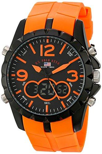 US Polo Assn. deporte US9057 Watch de Men