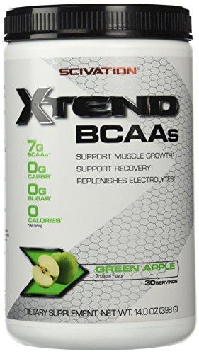 Catalizador de Xtend Intra-entrenamiento - 14 oz verde Pwdr