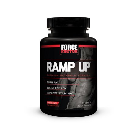 Force Factor Rampa arriba quemador de grasa 60 Ct