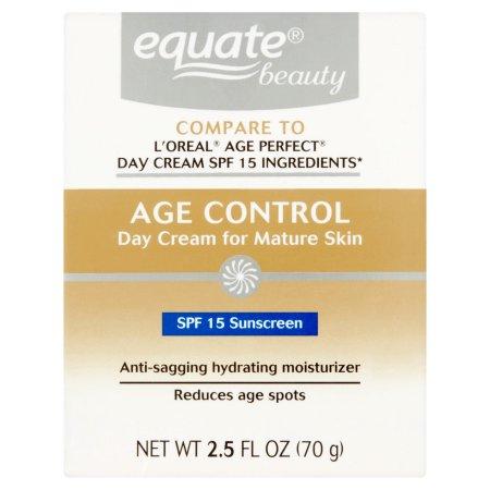 Crema de día Control de Edad para pieles maduras 25 fl oz
