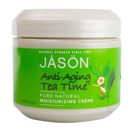 Anti-Aging Crema hidratante Tea Time 4 Oz