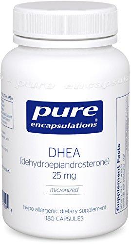Puro encapsulados - DHEA 25 mg - 180 vcaps