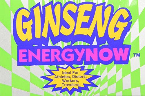 El ginseng energético ahora 24 ct.