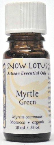 Snow Lotus verde Mirto aceite esencial 10ml