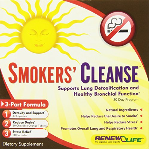 Renovar la vida fumador de limpiar