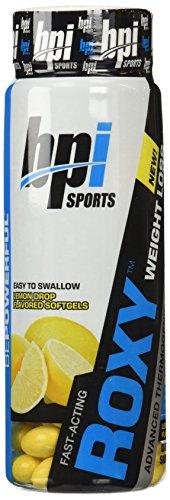 BPI deportiva Roxy adelgazar avanzado termogénicos geles suaves, cuenta 45