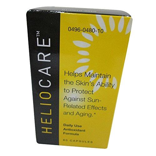 Heliocare diario uso antioxidante fórmula 60 cápsulas