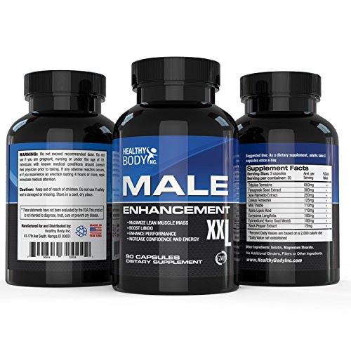 La testosterona Booster realce masculino, (la nueva y mejorada ct 90.) Todo Natural para ayudar a aumentar la energía, resistencia y tamaño. Con Tribulus Terrestris, fenogreco y mucho más