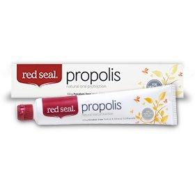 Sello rojo propóleo Natural pasta de dientes para encías sanas