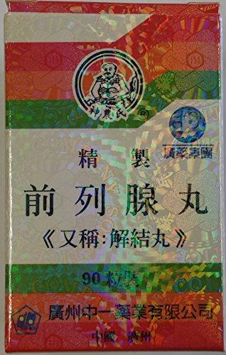 Glándula de la próstata fórmula (Kai Kit Wan) 90 pastillas