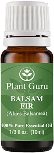 Aceite esencial de abeto de bálsamo. 10 ml. 100% puro, sin diluir, terapéuticas grado.