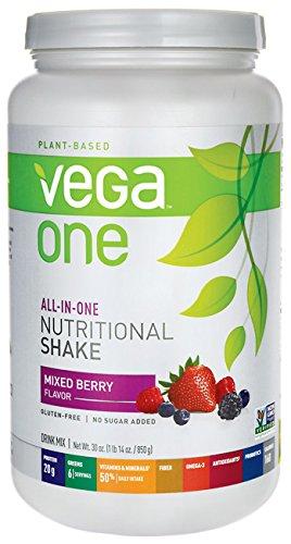 Vega batido nutricional Berry, 30oz - hombres