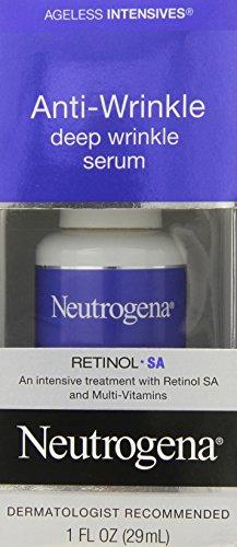 Suero arrugas profundas de Neutrogena Ageless intensivos, 1 onza