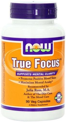 AHORA alimentos True Focus, 90 Vcaps