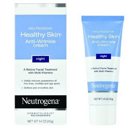 Neutrogena Healthy Skin Crema anti arrugas fórmula original - 1.4 Oz 6 Pack