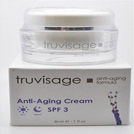 Anti-Aging Crema de día como de noche SPF 3