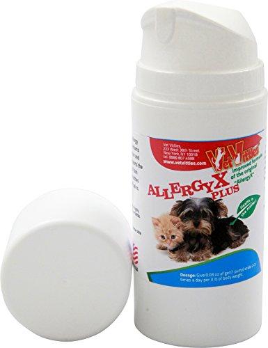 Alergia X Plus suplemento herbario de perro y gato