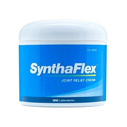 SynthaFlex   4 onzas - mejor crema antiinflamatoria - dolor en las articulaciones y la inflamación crema - artritis, túnel carpiano, codo de tenista, tendinitis, neuropatía y otros dolores de inflamación
