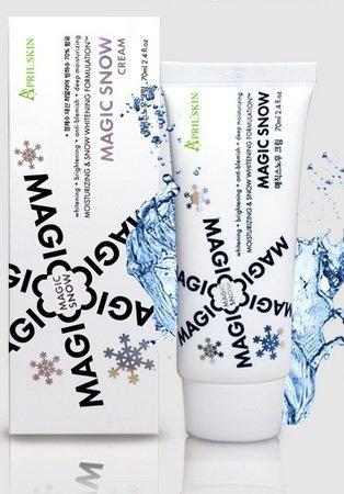 Aprilskin magia de la nieve crema 70ml - importado de Corea