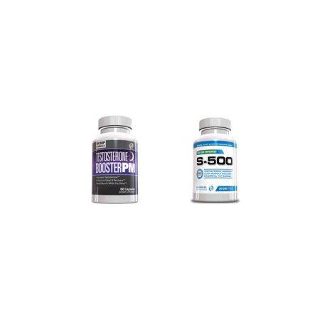 S - 500 Mejores suplementos de testosterona para hombres