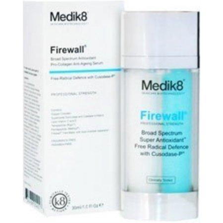 Medik8 Firewall Mineral Antioxid hidratación, Suero Anti Age 30ml