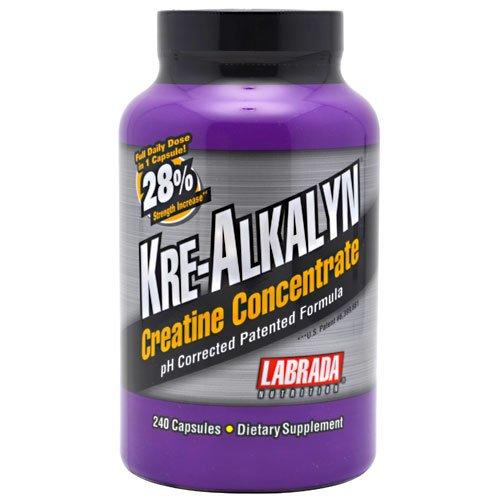 Labrada nutrición Kre-Alkalyn 240 cápsulas