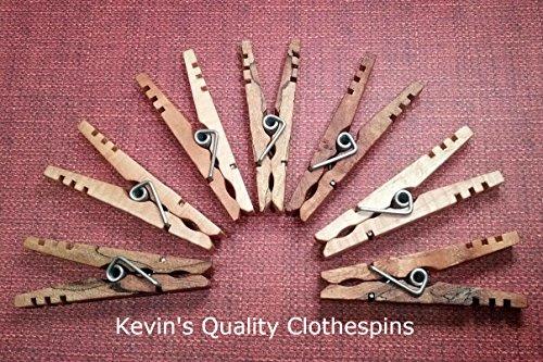 Pinzas de calidad de Kevin (arce, natural) se venden en sistemas de garantía de por vida de 10
