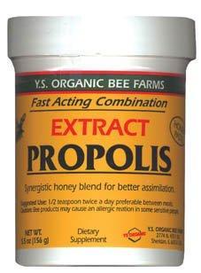 Extracto de propoleo - miel líquida Natural pasta mg 55.000-5,8 onzas - pasta