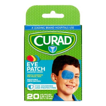 Curad Eye Patch Látex 20 Ct