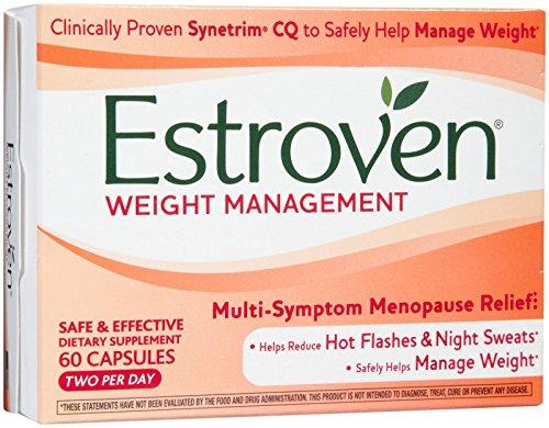 Control de peso de Estroven, cuenta 60