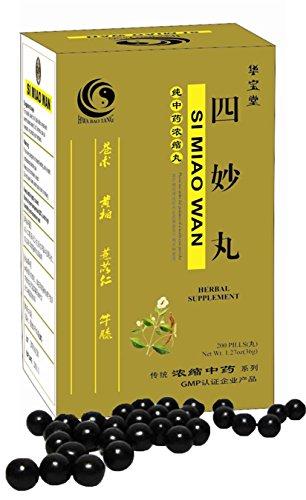 Si Miao Wan-inflamación dolor pastillas - 200ct