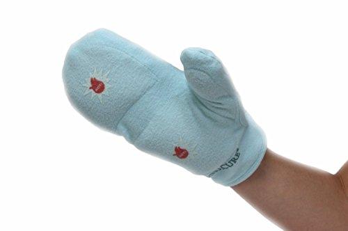 Mitones/guantes de artritis NatraCure (w / Heated dolor alivio fórmula Gel) (CAT A460-M)