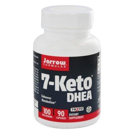 Jarrow Formulas - 7-Keto DHEA 100 mg. - 90 cápsulas