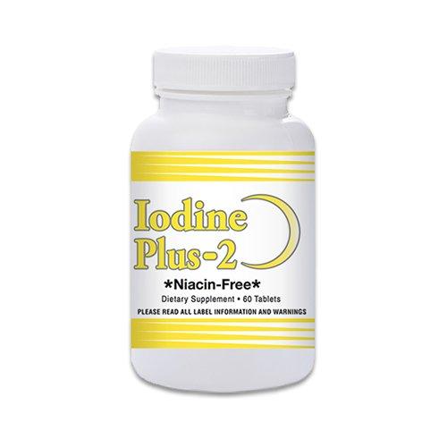 Vida natural yodo más 2 de baja de la tiroides - 1 botella