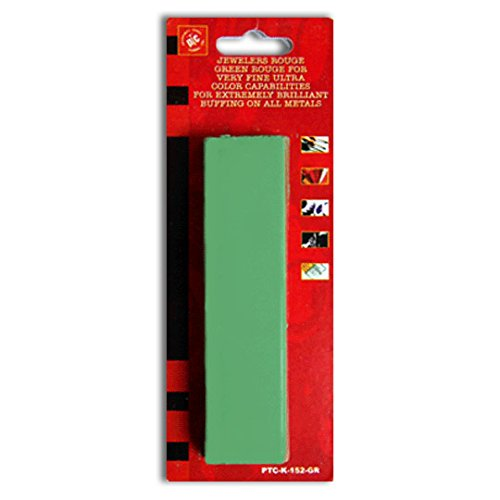 6 oz USA verde Rouge pulido compuesto que pulimenta - acero, aluminio, cromo
