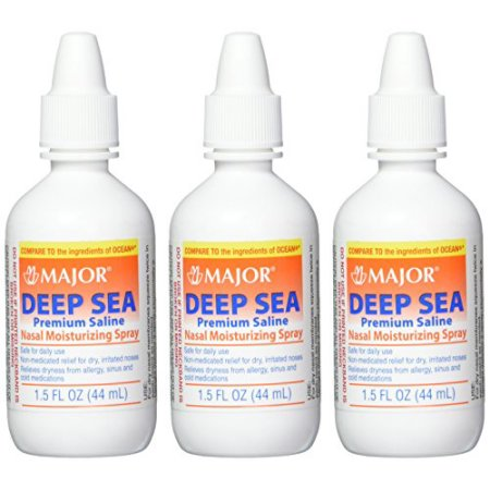 Los principales productos farmacéuticos Deep Sea genérico para Ocean nasal spray hidratante 15 oz 3 Conde