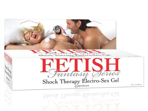 PD3723-06 - Fetish Fantasy Series Electro Gel - 4 oz.