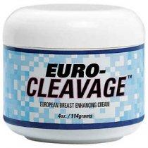 EURO CLEAVAGE CREAM AUMENTAR Y FORTALECER LOS SENOS 114 GRAMOS