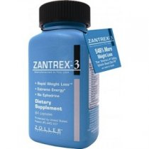 ZANTREX-3 WEIGHT LOSS 84 CAPSULAS