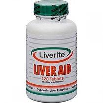 LIVERITE LIVER AID 120 CAPSULAS