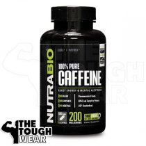 CAFFEINE ENERGY BOOSTER 200 MG 500 CAPSULAS