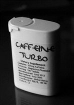 CAFFEINE TURBO 200 MG 100 CAPSULAS