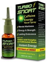 TURBO SNORT CAFFEINE NASAL SPRAY 20 ML