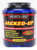 JACKED UP 100 CAPSULAS