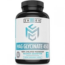 MAG GLYCINATE 450 MG 180 CAPSULAS