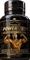 POWER 3000 PREMIUM 60 CAPSULAS