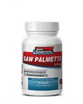 SAW PALMETTO 320 MG 30 CAPSULAS